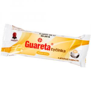GUARETA Tyčinka s príchuťou Kapučíno 44 g