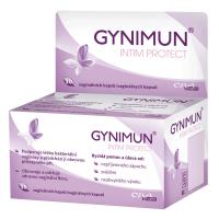 GYNIMUN Intim Protect 10 vaginálnych kapsúl