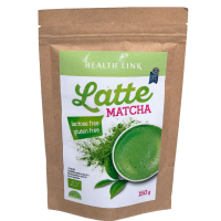 HEALTH LINK Latte Matcha BIO 150 g