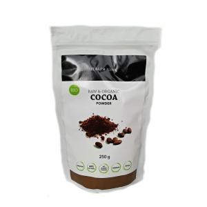 HEALTH LINK Raw kakaový prášok 250 g BIO