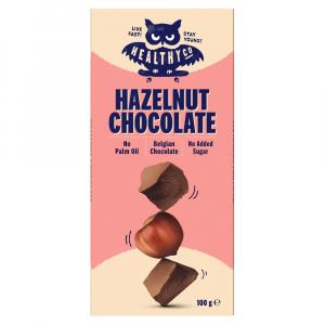 HEALTHYCO Oriešková čokoláda 100 g