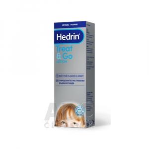HEDRIN TREAT&GO Lotion proti všiam a hnidám 50 ml