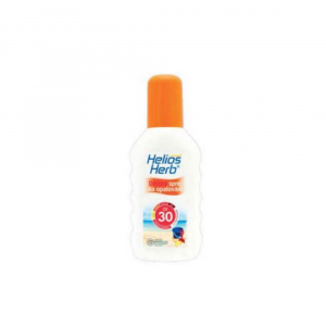 HELIOS herb detský spray na opaľovanie OF 30 200 ml
