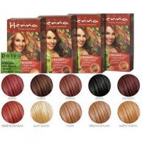 HENNA farba na vlasy medená červená 33 g