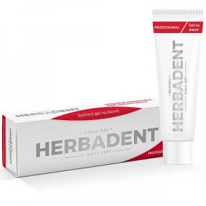 HERBADENT Professional gél na ďasná s Chlorhexidínom 25 g