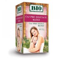 HERBEX BIO Tea Čaj pre dojčiace matky 20x1,5 g