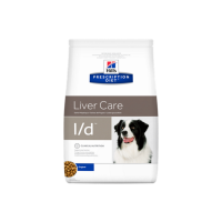 Hill's Prescription Diet™ l/d™ Canine Original granule 2 kg