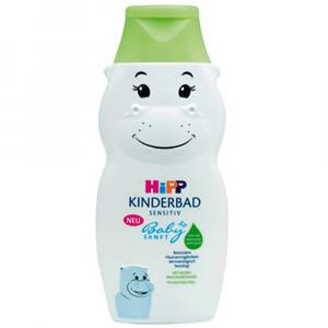 HIPP BABYSANFT Detský kúpeľ Hroch 300 ml