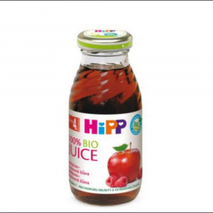 HIPP Šťava Jablkovo-malinová BIO 200 ml