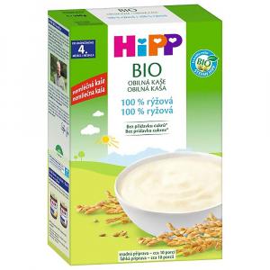HIPP Kaša obilná BIO 100% ryžová 200 g