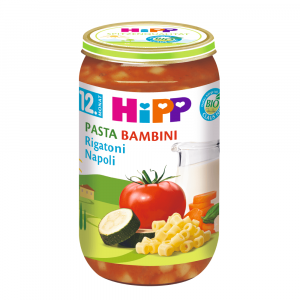 HiPP Menu BIO Pasta bambini Neapolské Rigatoni 250 g