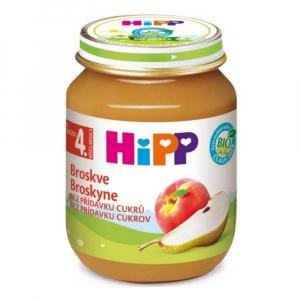 HIPP Ovocie Broskyne BIO 125 g
