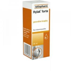 HYLAK Forte perorálne kvapky 30 ml