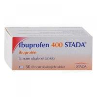 Ibuprofen 400 STADA tbl flm 50x 400 mg