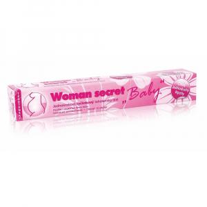 """IMPERIAL VITAMINS Woman secret """"Baby"""" Jednokrokový tyčinkový tehotenský test, citlivosť 10 ml U/ml"""