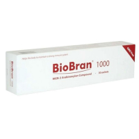 IMUNOTOP Bio bran 1000 mg 30 sáčkov