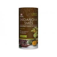 ISWARI Raňajková zmes nepražené kakao & lucuma 800 g BIO