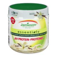 JAMIESON ESSENTIALS PLUS PROTEÍN prášok s príchuťou francúzskej vanilky 1x325 g