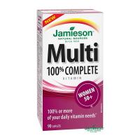 JAMIESON MULTI COMPLETE PRE ŽENY 50+ tbl 1x90 ks