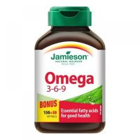 JAMIESON Omega 3-6-9 200 kapsúl