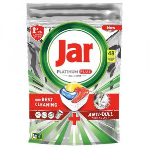 JAR Tablety do umývačky Platinum Plus 48 ks
