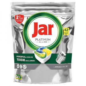 JAR Tablety do umývačky Platinum All-in-One 42 ks