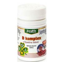 JUTAVIT B komplex + Kyselina listová 60 tabliet