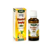 JUTAVIT Vitamín C Kids kvapky 30 ml