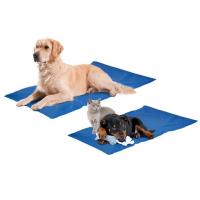 KARLIE FLAMINGO Chladiaca podložka pre psov a mačky veľkosť XS 35x20 cm