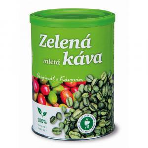 KÁVOVINY Zelená káva 230 g