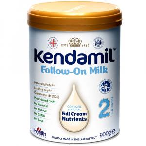 KENDAMIL 2 DHA+ Pokračovacie dojčenské mlieko od 6 - 12 mesiacov 900 g