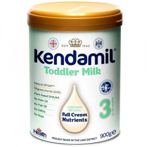 KENDAMIL 3 DHA+ Pokračovacie batoľacie mlieko od 12 - 36 mesiacov 900 g
