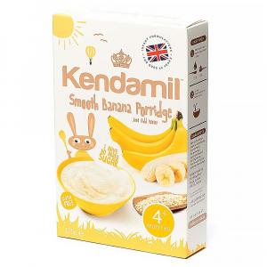 KENDAMIL Jemná banánová kaša od 4.mesiaca 125 g