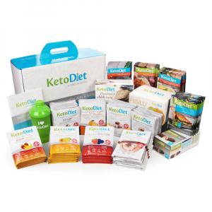 KetoDiet proteínová diéta MEDIUM 1. krok 105 porcií VÝHODNÉ balenie