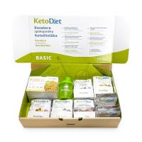 KETODIET Proteínová diéta BASIC 2. krok 56 porcií VÝHODNÉ balenie