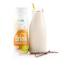KETOLIFE Proteínový drink s vanilkovou príchuťou 250 ml