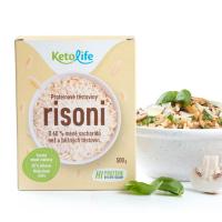 KETOLIFE Proteínové cestoviny risoni 500 g