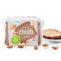 KETOLIFE Proteínový chlieb s mandľami 250 g