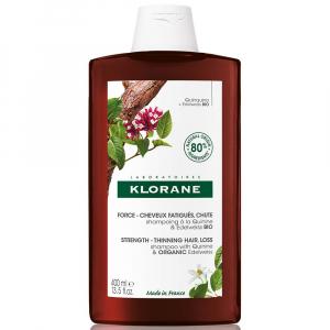 KLORANE Šampón s chinínom  a vitamínmi B 400 ml