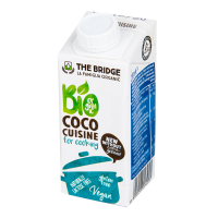 THE BRIDGE Kokosová alternatíva smotany na varenie 200 ml BIO