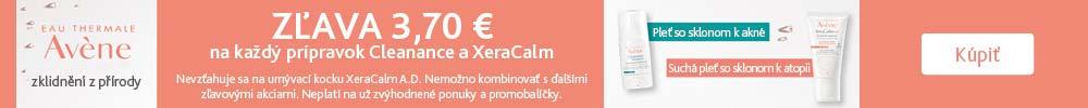 KT_avene_cleanance_a_xeracalm_sleva_3_70_euro_SK