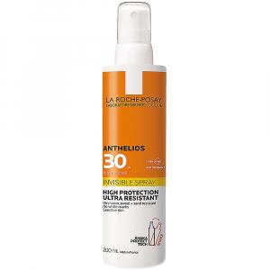 LA ROCHE-POSAY Anthelios Shaka ultraľahký sprej na telo SPF 30 200 ml