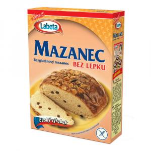 LABETA Mazanec bez lepku 500 g