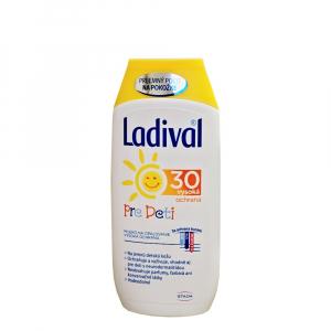 LADIVAL OF 30 opaľovacie mlieko pre deti 200 ml