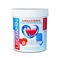 Lecitamin-lecitino-proteínový nápoj 250 g jahoda