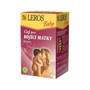 LEROS BABY Čaj pre dojčiace matky 20x1,5 g
