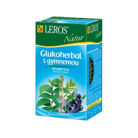 LEROS Natur Diabetická zmes s gymnemou 20 x 1 g