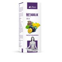 LIFTEA Metabolic sirup 250 ml