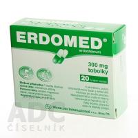 ERDOMED 300 MG cps 1x20 ks