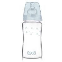LOVI Fľaša sklenená BOTANIC 250 ml